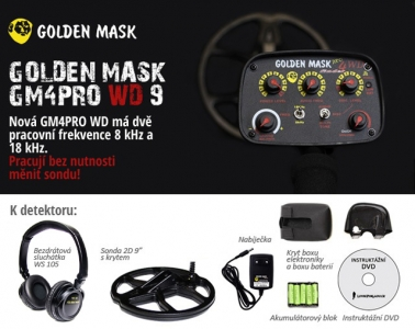 Golden Mask GM4PRO WD 9