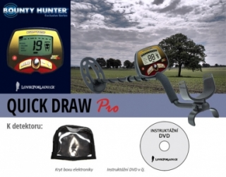 Bounty Hunter Quick Draw Pro